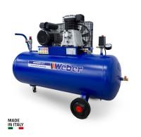 Werkstattkompressor 230 V / 10 bar / 150 l Tank