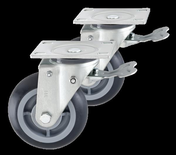 Bewegliches Rad (S13, S14, S15)