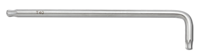 Winkel-TX-Schlüssel extra lang mit Kugel T50