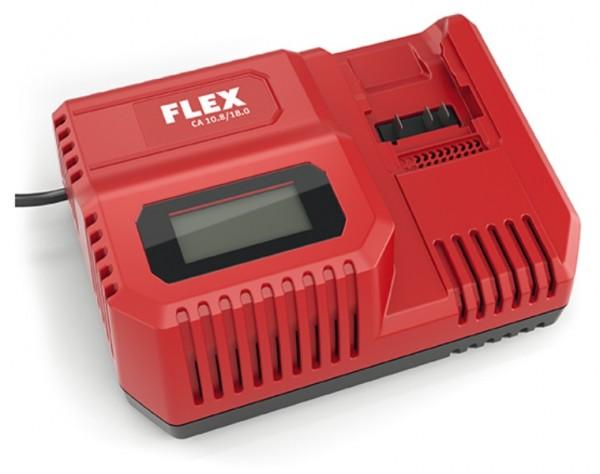 Flex Schnellladegerät CA 10.8 / 18,0 V
