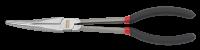 Spitzzange gebogen, 45°, 275mm