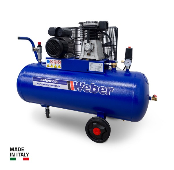 Werkstattkompressor 230 V / 10 bar / 100 l Tank