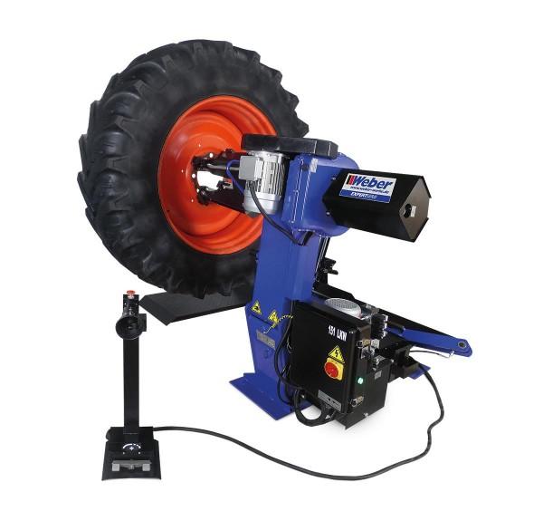 LKW Reifen Montiermaschine Weber Expert Serie 151-LKW