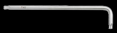 Winkel-TX-Schlüssel extra lang mit Kugel T45