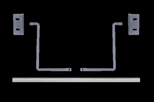 Papierrollenhalter dunkelgrau (S12XD)