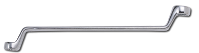 Abgekröpfter Ringschlüssel, 75°, 21x23mm