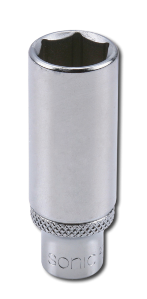 1/4'' Nuss, 6-kant lang, 12mm