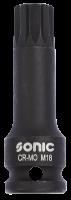 1/2'' Vielzahn Biteinsatz, schlagschrauberfest, 78mm, M18
