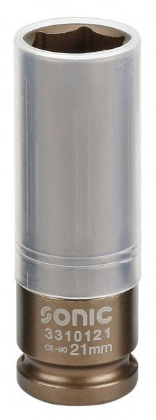 Sonic Equipment Radmutternuss 1/2 Zoll 21mm