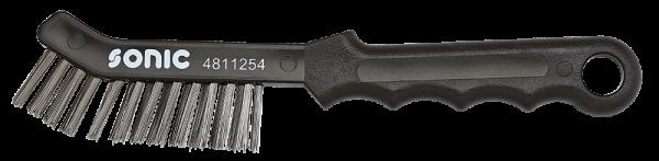 Sonic Equipment Stahldrahtbürste 225mm
