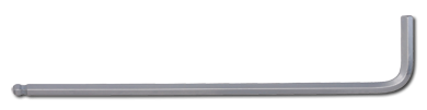 Kugel-Innensechskantschlüssel extra lang 4mm