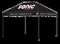 Sonic tent (komplett) 3x4.5