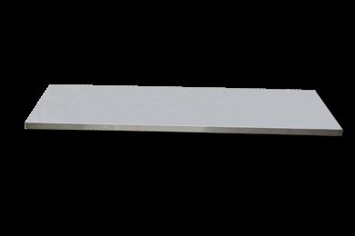 MSS Edelstahl-Arbeitsplatte extra tief 1690x570x38mm