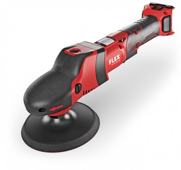 Der smarte Flex Akku-Rotationspolierer 18,0 V, PE 150 18.0-EC C