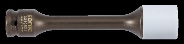 1/2'' Radmutternuss, extra Lang, 21mm