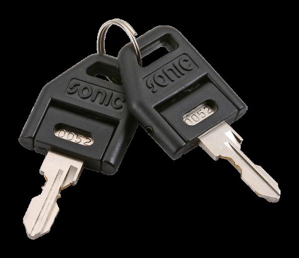 Schlüssel für Werkstattwagen