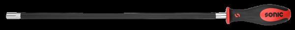 Langer, flexibler, magnetischer Bithalter 1/4'', 545mm