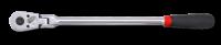 1/2'' Ratsche, flexibel, 45 Zähne, 440mm