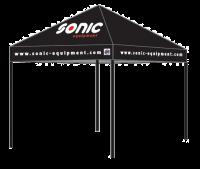 Sonic Tent (komplett) 3x3