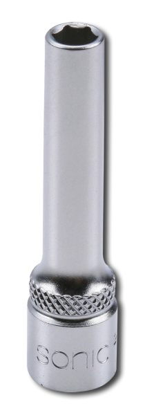 1/4'' Nuss, 6-kant lang, 4mm