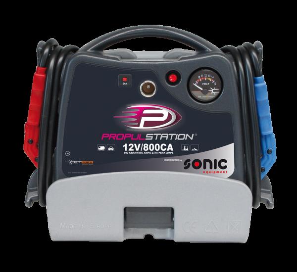 AC 12V 800CA Propulstation mit Ladestation für die Werkstatt