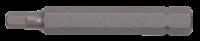 10mm Innensechskant Biteinsatz, 75mm, 6mm