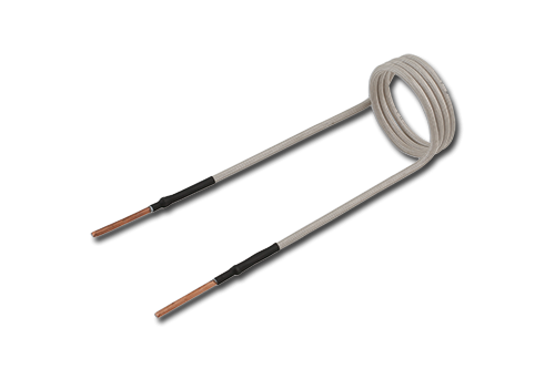 Spule, extra lang Ø 45 mm für Induktions-Heizpistole