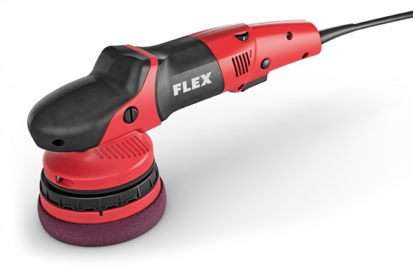 Flex -Exzenterpolierer mit Zwangsantrieb 18,0 V, XCE 10-8 125
