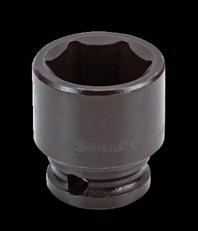 3/8'' Schlagschraub-Nuss, 6-kant, 15mm