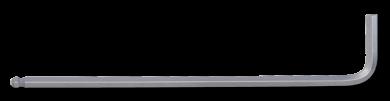 Kugel-Innensechskantschlüssel extra lang, 2.5mm